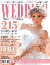 Wedding Inspirations' summer issue sizzles with style