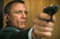 Bond at it's best in Skyfall