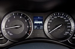 The newly launched M sedans have a governed top speed of 250km/h.