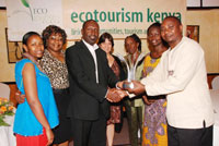 Kenya's Serena Beach Hotel & Spa wins Eco-warrior award