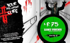 Zombies app takes over Cape Town