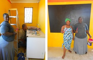 The ECHO for Children Foundation oversees Kraaifontein crèche overhaul
