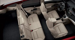 Much of the CR-V's appeal lies in its comfortable, neat interior.