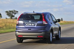 Honda has lowered the CR-V's load-bed even more to lead its class in the practicality stakes.