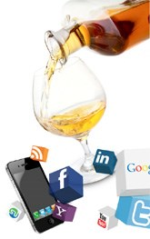 How high-end liquor brands can leverage the power of digital