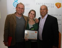 Greenpop wins Enterprise Elevator pitch