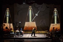 Howard Music back from William Kentridge world tour... - Howard Audio