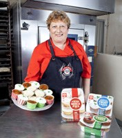 Ruth Ward Corner Bakery Master Baker