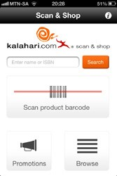 Scan and Shop app makes online shopping easier