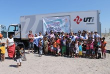 Naartjie Love Foundation clothes children for Christmas