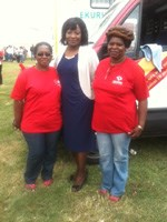 UCKG's Women in Action continues to spread +ve messages around HIV/Aids