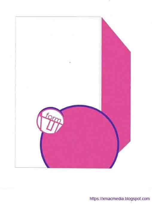 Form Pink Envelope