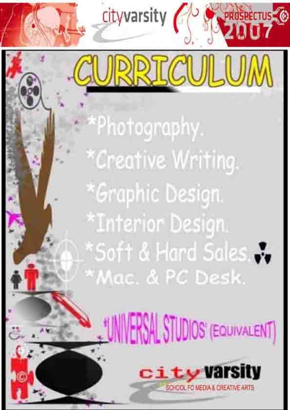 Curriculum Profile