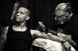 It's not just tattoos at the Cape Tattoo Expo