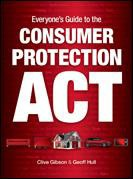 Everyone's Guide to the Consumer Protection Act - Clive Gibson & Geoff Hull