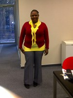 Ms Duduzile Phungwayo joins MDDA as a new staff member
