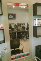 New ambient media for hair salons