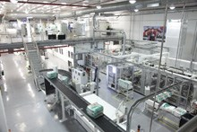 New machines to increase production at Kimberly-Clark