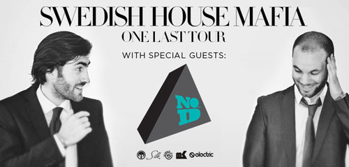 Dutch duo NO_ID to join Swedish House Mafia's SA tour