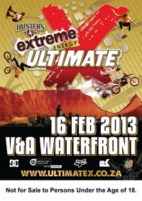 Extreme sports festival comes to the V&A Waterfront