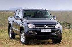 The Amarok is the first bakkie on the South African market to come to the party with an 8-speed automatic transmission.