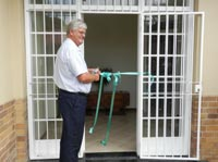 AKC CEO, Paul Momsen oficially reopens House Bouwer