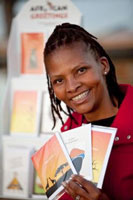 Cards celebrate SA's languages