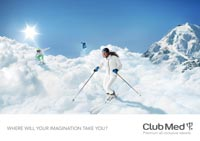 New Club Med brand campaign in South Africa