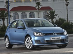 The Golf 7 - scoring top marks in a number of areas.