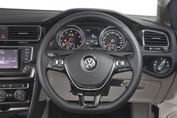 Volkswagen says it will do the 0-100km/h sprint in 9.3 seconds and gallop all the way to 203km/h.