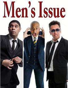 Redefining manhood in Men's Issue