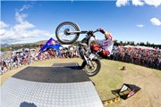 Extreme bike show pits pedals against petrol at the Rand Show - The Rand Show