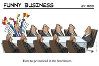 [Funny Business] Boardroom