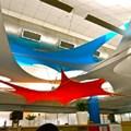 3D Deco team resculpting office space!
