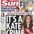 Sun journalist, UK military staff charged over royal stories
