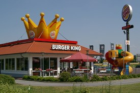 The great and mighty Burger King is here! - Brand Union
