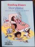 Sunday Times/Nal'ibali Storytime launched