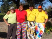 Annual golf day raises R232,764 for children's charities