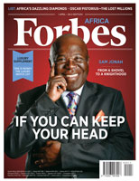 Forbes Africa shows growth in circulation