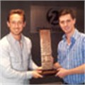 DG MediaMind Floating Trophy awarded to CKNet (Joburg) for Range Rover ad