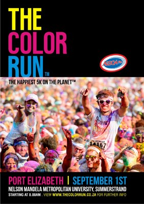 Boost for NMB Metro as Algoa FM supports a first for Africa: The Official Color Run