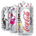 Coca-Cola light sparkles at The Wedding Expo