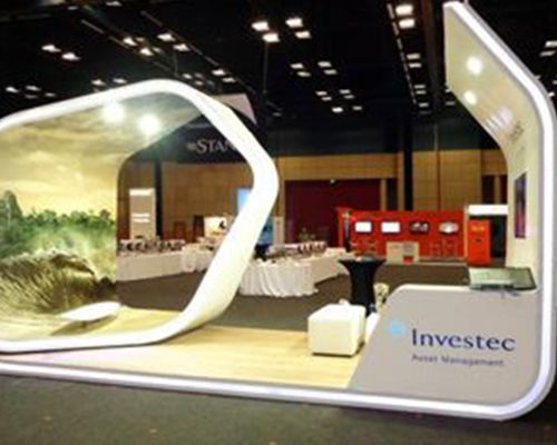 Best Primary Stand award for Investec