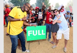 34 fires Castle Lager into the record books