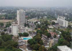 Kinshasa - where President Jacob Zuma is on a state visit. Image: Wiki Images