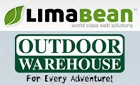 Lima Bean launches Outdoor Warehouse e-commerce website