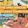 The Open Window Student & Staff Exhibition 2013