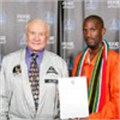 Mandla Maseko wins place to outer space