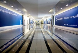 Standard Bank dominates International Arrivals at OR Tambo
