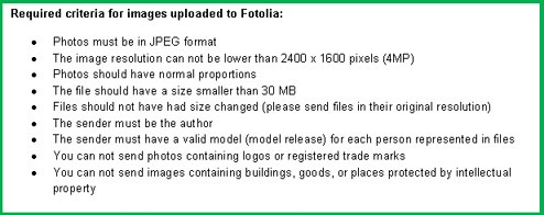 Fotolia experts: How to sell your photos on stock?